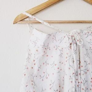 bcbgeneration Floral Maxi Skirt